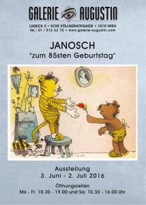 Plakat Janosch V2